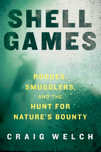 Shell Games Hard Cover  Book